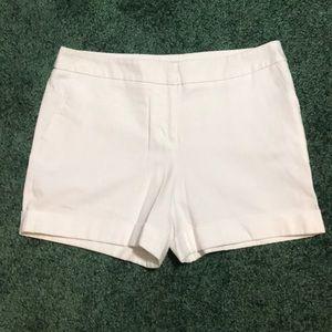 White shorts size 10 Apt. 9 brand like new